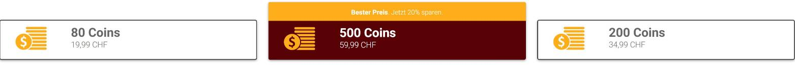 Affaire.com Coins