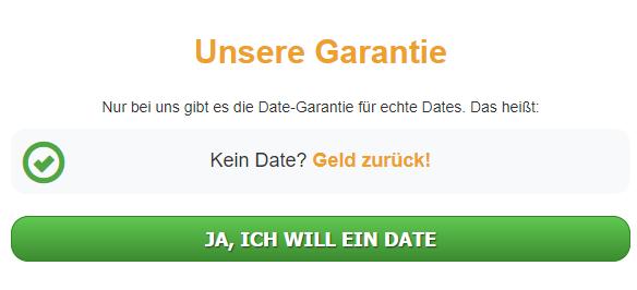 Online dating funktioniert nicht