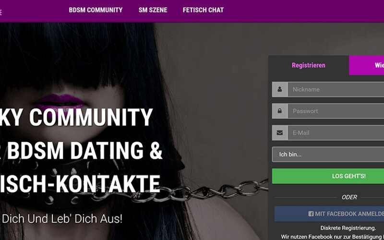 Dating-sites für fetische